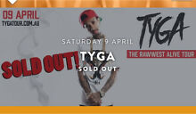 Tyga ticket for Sydney $300 Newcastle 2300 Newcastle Area Preview