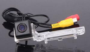 CCD Car Rear View Camera For VW Passat B5 96-2005 Touran 03-2010 Transporter T5