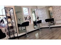 Hairdressing chair to rent