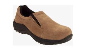 Brahma Unisex  Steel Toe Shoe size 10 1/2 half obo
