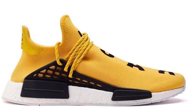 e602139fdbe7f Adidas X Pharrell Williams Human Race NMD Yellow Size UK 6 EUR 39 1 3 Brand  New