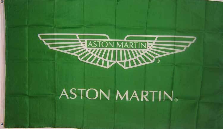 ASTON MARTIN FLAG 3x5ft
