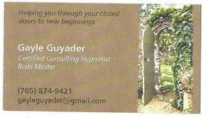 Reiki /  Ear Candling /  Hypnotherapy