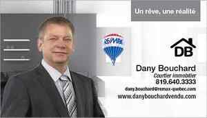Dany Bouchard Remax D Abord Inc