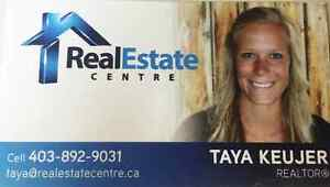 REALTOR® with Real Estate Centre