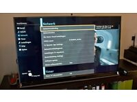 "Panasonic Viera TX-58AX802 58"" 3D 2160p UHD LED LCD Internet TV. Great Offer!! RRP£1799"