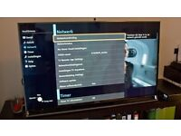 "Panasonic Viera TX-50AX802 50"" 3D 4K 2160p UHD LED LCD Internet TV.. Inbuilt Camera"