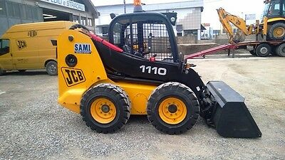 JCB Robot 1110HF, 190T 190THF Skid Steer Loader Workshop Service Reapir Manual