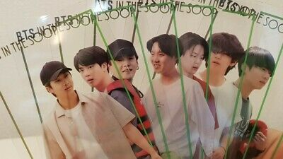 BTS [IN THE SOOP] Official Photocards Full SET - All Members + Free gift