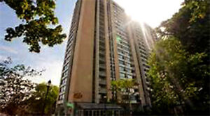 September 1 - Room opening in downtown high rise.