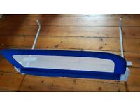 Toddler/Child Bed Guard Bed Rail Blue adjustable