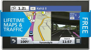 "Garmin Nuvi 3597LMTHD 5"" GPS w/Lifetime Maps & HD Traffic."