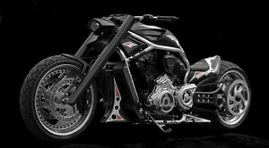 exclusif canada authorized dealer Stealth body parts for v- rod