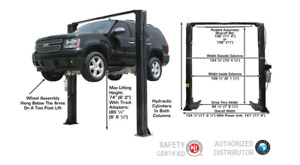 Car lift (hoist) sales - installation, repair. Motorcycle lift.