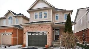 Detached 3BR 2.5WR + Finished Basement in North Whitby