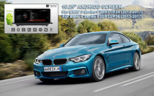 BMW ANDROID UNIT 428 435 M4 F32- WIFI CAMERA BLUETOOTH GPS NAV