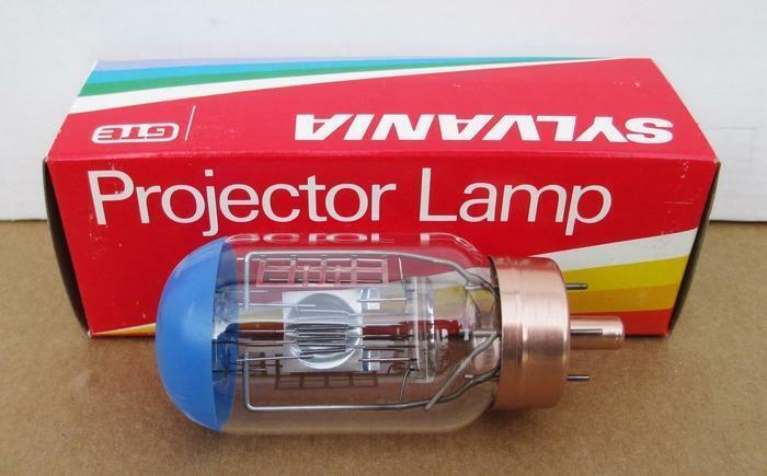 Sylvania DEK-DFW 500 Watt Projector Bulb - New Old Stock
