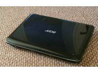 Acer Aspire 2930z Dual Core 2 GHz 3GB Ram 80 HDD + Bag