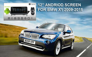 OEM FIT BMW X1 ANdroid navigation GPS Backup Reverse camera