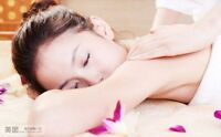 Massage, Acupuncture for pain or relax $50/h cash!