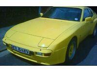 """Porsche 924"""" Carrera Lookalike"""""""