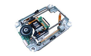 PS3 Slim Repairs, BluRay Laser & Mechanism KEM-450DAA, fits 160gb/320gb models