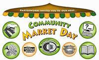 Community Market Day