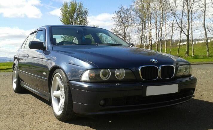 E39 BMW 530i SE .. SWAP convertible ?..