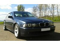 E39 BMW 530i SE .. SWAP convertible ?..
