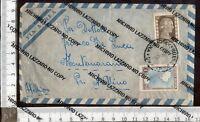 Sp 290342 Storia Postale Argentina Buonos Aires Per Montemarano Avellino -  - ebay.it