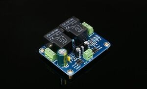 30A-Stero-Power-amp-Speaker-protection-board