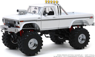 Greenlight PRE-ORDER 1978 Ford F-350 BFT w// 66 Inch Tires 1//18