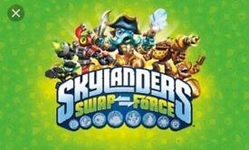 Skylanders swap force figure bundle