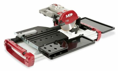 "NEW MK DIAMOND  MK-TX-4  1-3/4"" HP,  10"" WET CUTTING TILE SAW"