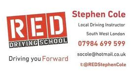 Driving Tuition **Manual Only** - South London and Surrounding Areas