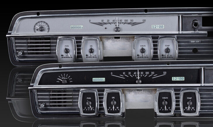 Dakota Digital 1964- 65 Lincoln Continental VHX Instrument GAUGES VHX-64L