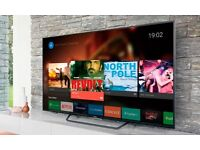 Sony Bravia 55 w80 c , 3x , AndroidTV , SmartTV , 3D , XRealityPro