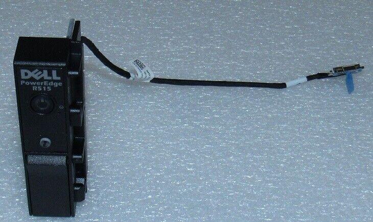 New Dell PowerEdge R510 12HD Control Panel T521P 0T521P