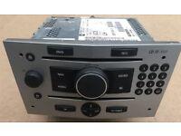 Genuine Vauxhall Astra Vectra Zafira Radio CD Player