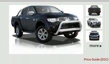 Mitsubishi triton GLX-R Adamstown Heights Newcastle Area Preview