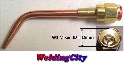 Weldingcity Acetylene Welding Nozzle Heating Tip W-1 000 Victor 100 Torch Usa