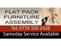 Flatpack Furniture Assembly/Handyman Service/Carpenter/Builder/JoinerDIY/Furniture Fitter CityCentre