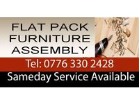 Flat Pack Furniture Assembly Services/Handyman Service/Curtain Rail/Joiner/Assemblers/Kitchen Fitter
