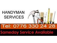 Handyman / Carpenter/Joiner/ Flat Pack Furniture Assembly / Kitchen fitters/ Fencing/ Door Fitting