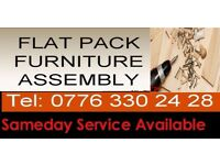 Flat Pack Furniture Assembly Service, Handyman, Carpenter, Lock changing, door fitting, curtain rail