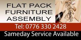 Flat Pack Furniture Assembly Services/ Handyman/Painters & Decorators/Carpenter/Kitchen Fitters