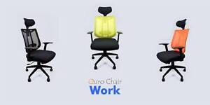 QURO Office Chair - Work: $129 now, was $215 Sydney City Inner Sydney Preview