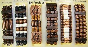 Wood Bracelets jewellery--VARIOUS!!