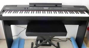 Roland FP-7F Electric Piano (as new) Earlwood Canterbury Area Preview