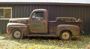 1949 Mercury M-47 pickup truck